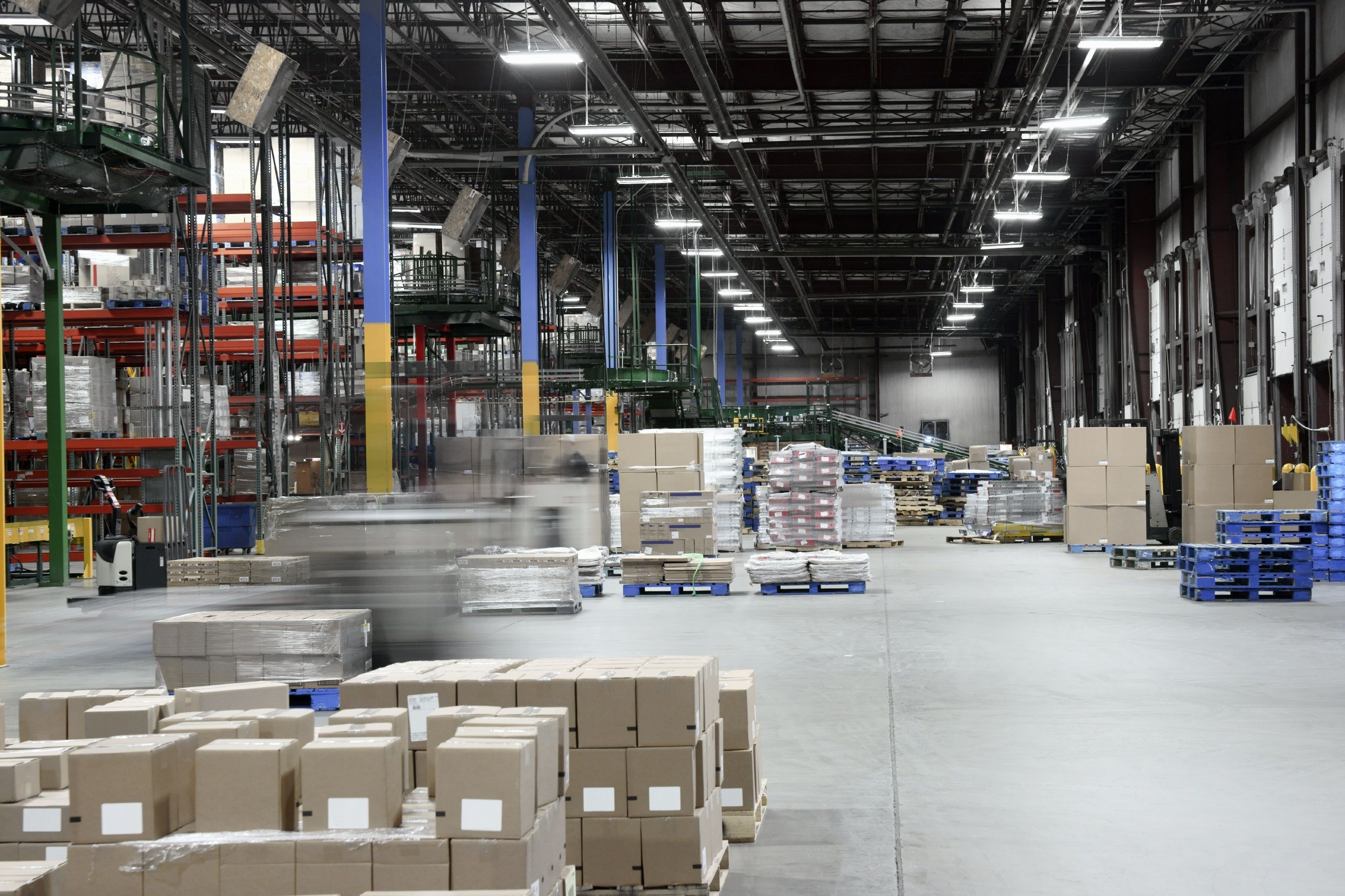 Outsourcing your logistics drives down your costs.